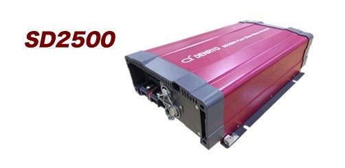 電菱 SD2500-148 DC-AC正弦波インバータSDシリーズ【代引き不可・直送のみ】
