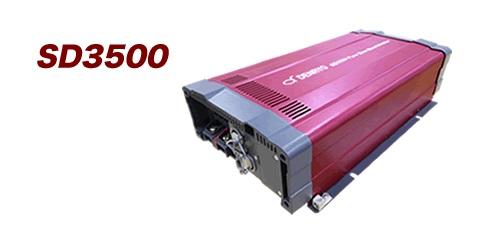 電菱 SD3500-112 DC-AC正弦波インバータSDシリーズ【代引き不可・直送のみ】