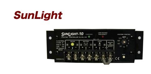 電菱 SL-10L-24V 太陽電池充放電コントローラ【代引き不可・直送のみ】