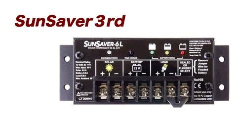 電菱 SS-10L-24V 太陽電池充放電コントローラ【代引き不可・直送のみ】