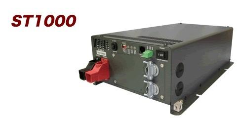 電菱 ST1000-124 DC-AC正弦波インバータSTシリーズ【代引き不可・直送のみ】