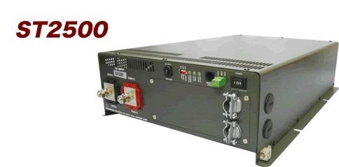 電菱 ST2500-124 DC-AC正弦波インバータSTシリーズ【代引き不可・直送のみ】