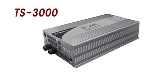 電菱 TS-3000-148G DC-AC正弦波インバータTSシリーズ【代引き不可・直送のみ】