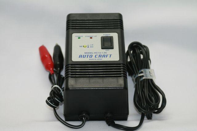 オリオンオートクラフト HC12-1.0C 充電器(HCシリーズ) BC-1A2-12VT同等 【代引き不可・直送のみ】