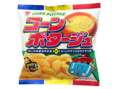 セール商品 30円 値下げ 20gコーンポタージュ 1箱 30個入 リスカ 駄菓子 お菓子 スナック