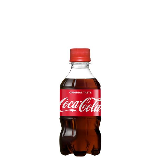【3ケースセット】コカ・コーラ 300mlPET×72本
