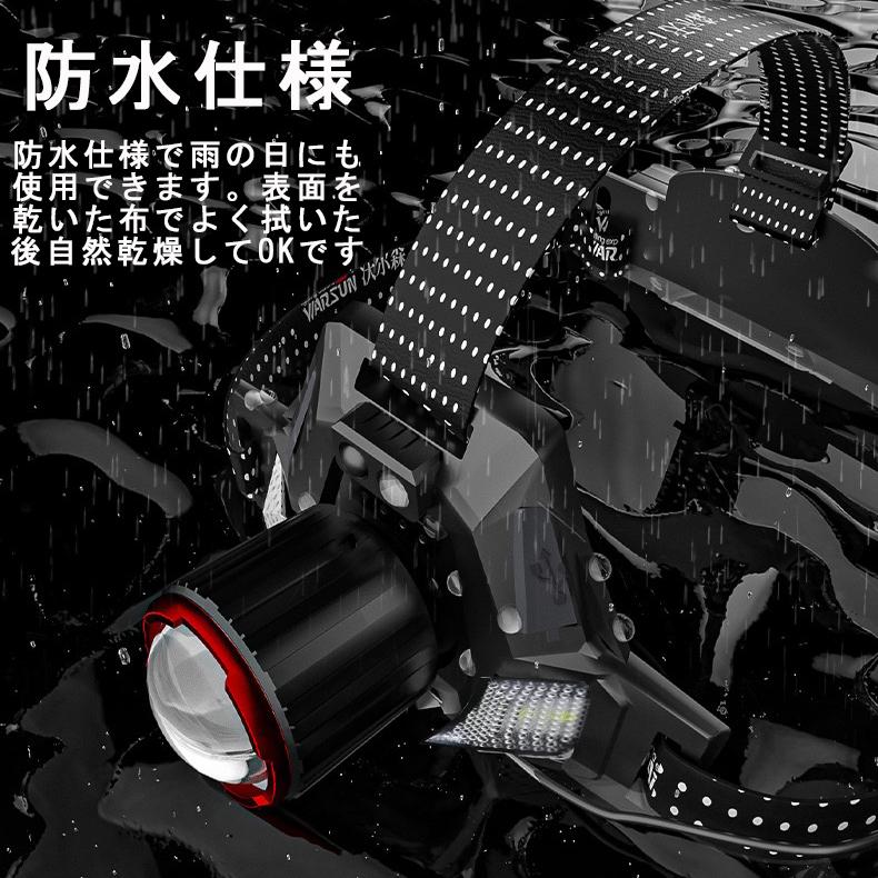 長時間点灯LEDセンサーヘッドライト センサー付き LEDヘッドライト USB充電式 人感センサー機能 長時間点灯 残量表示ランプ付き 90度角度調整可 IPX45 釣りライト 夜釣り 作業 防災 世界の人気ブランド 迅速な対応で商品をお届け致します 登山 防水 アウトドア用 超軽量 キャップ
