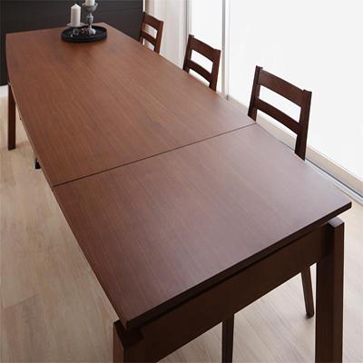 送料無料 Kante カンテ ダイニングテーブル W140-240 500021685