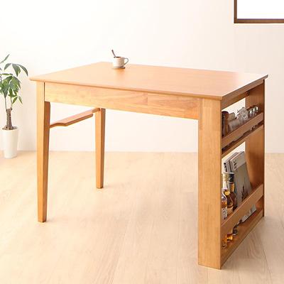 送料無料 humiel ユミル ダイニングテーブル W120-180 *500024314
