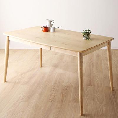 送料無料 天然木 ダイニング cabrito カプレット ダイニングテーブル W150 *500024491