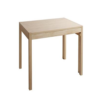 送料無料 無段階に広がる スライド伸縮テーブル ダイニング Magie+ マージィプラス ダイニングテーブル W120-200 500028108