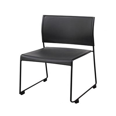 送料無料 スタッキングチェアー Sylvio シルビオ 1脚 オフィスチェア スタッキングチェア パソコンチェア 椅子 イス いす スチール ブラック レッド ホワイト グリーン 500033529