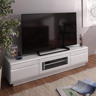 送料無料 完成品シンプルデザインテレビボード Dotch ドッチ 幅150 500033662