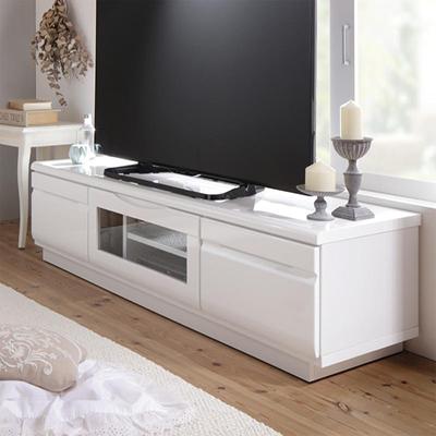 送料無料 完成品シンプルデザインテレビボード WHITV ホワイティヴィ 幅150 500033665