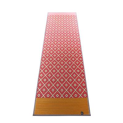 送料無料 11柄から選べるデザイン国産畳ヨガマット ラティス 60×180cm 500033890