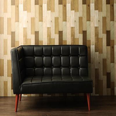 送料無料 ダイニングソファ単品 右アーム 2P 2人掛け レザー ソファダイニング ヴィンテージスタイル 西海岸 リビングダイニング CISCO シスコ ソファ ソファー ソファーダイニング 椅子 イス いす ソファチェア 高級感 おしゃれ 040600530