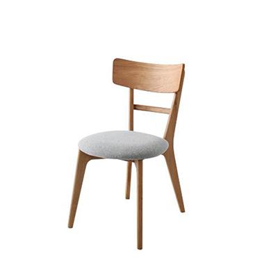 送料無料 ダイニングチェア(2脚組) チェア チェアー 天然木オーク材エクステンションダイニング フェスティア ダイニングチェアー 木製 無垢材 いす イス 椅子 食卓椅子 食卓いす 人気 おしゃれ かわいい 040600696