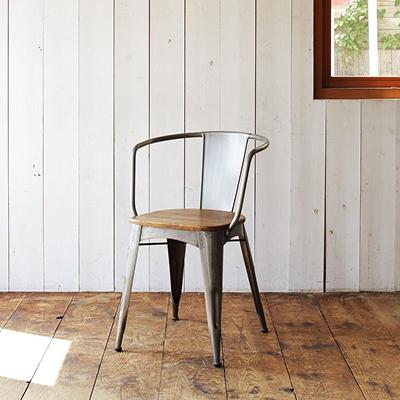 送料無料 ラウンドフレームチェア (2脚組) 西海岸テイストヴィンテージデザインダイニング家具 リコルド チェア 2脚セット チェアー 椅子 いす イス ダイニングチェア ダイニングチェアー 食卓椅子 食事いす 食事椅子 肘掛け おしゃれ 040600752