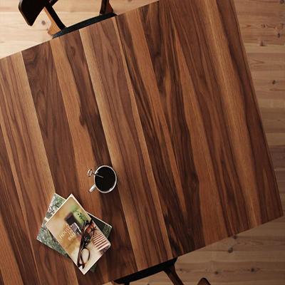 ダイニングテーブル単品 幅120 150 180 テーブル 天然木ウォールナットエクステンションダイニング 天板 伸ばせる 伸縮テーブル 木製テーブル 人気 国際ブランド 食卓テーブル 木製 北欧 ヌーベル ダイニング 040600854 カフェテーブル おしゃれ 送料無料 伸長 かわいい WEB限定