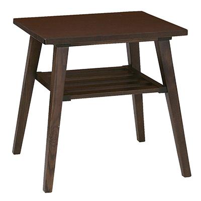 送料無料 テーブル サイドテーブル ミニテーブル ナイトテーブル コーヒーテーブルやソファサイドに 天然木北欧スタイル -ミルカ サイドテーブル- ナチュラル ブラウン 茶 北欧 家具通販 新生活 敬老の日 040605029