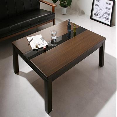 アーバンモダンデザインこたつ GWILT FK エフケー こたつテーブル単品 長方形(75×105cm) 040702486