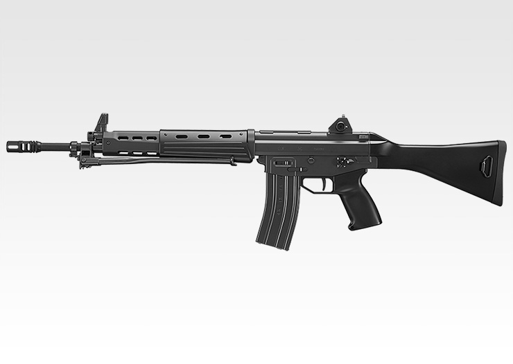 ガスブローバックライフル89式5.56mm 小銃