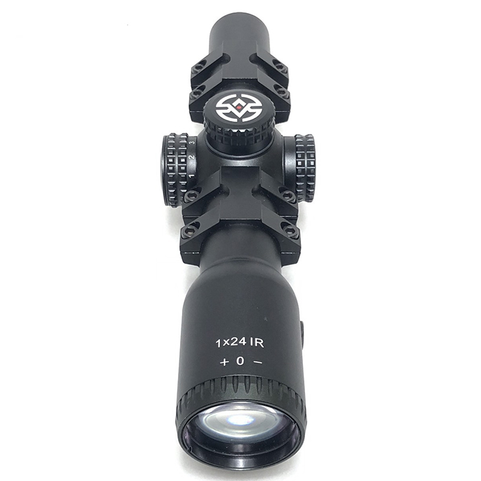 【土日祝も あす楽】TAC Vector Optics Wrangler 1X24
