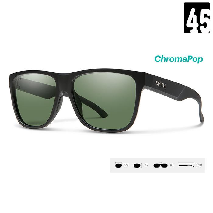 正規品 宅配便送料無料 スミス サングラス SMITH ローダウン Lowdown XL 2 フレーム Green Gray CP-Polar New 1年保証 レンズ Black Matte