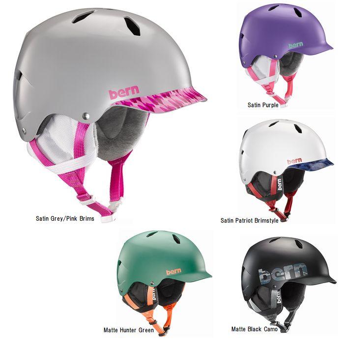 bern バーン キッズ 子供用 ジュニア ヘルメット BANDITO kids スノボ スノーボード ウィンタースポーツ 自転車 3歳-児童