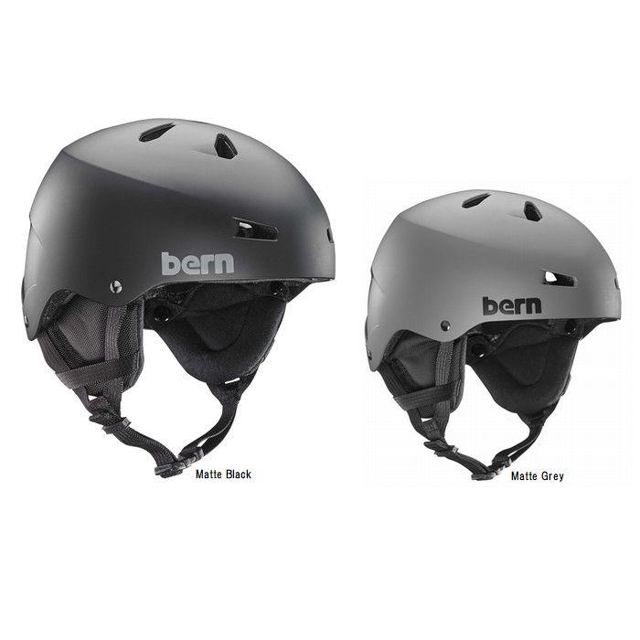 bern バーン メンズ ヘルメット TEAM MACON チームメーコン mens スノボ スノーボード ウィンタースポーツ