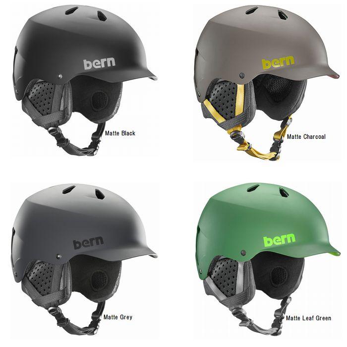 Bern ROLLINS Helm 2015 matte black