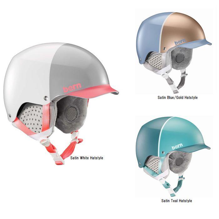 bern バーン レディース 女性用 ヘルメット MUSE womens スノボ スノーボード ウィンタースポーツ 自転車