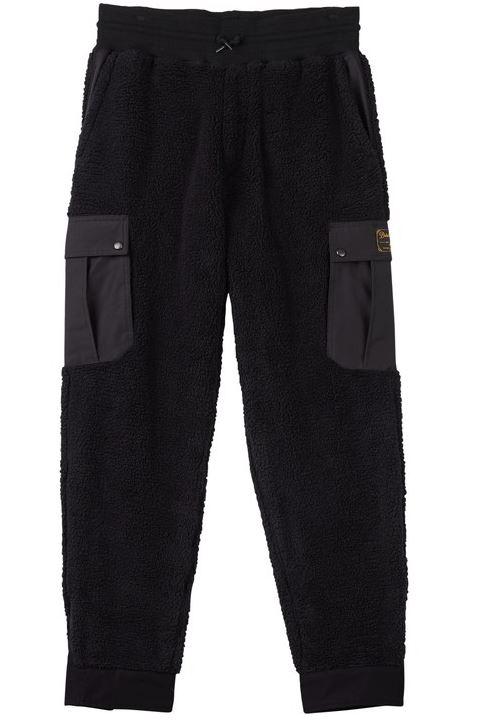 バートン スノーボード フリース パンツ MENS TRIBUTE FLEECE PANT XXLサイズ 大きいサイズ メンズ カラー BLACK 黒 ブラック