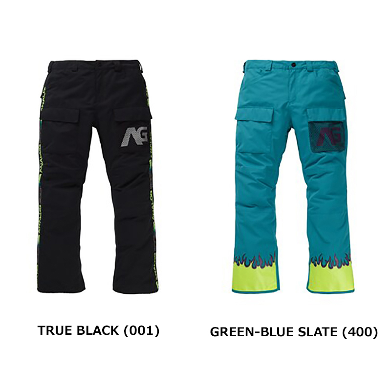 バートン BURTON メンズ PANTS M AG MORTAR PNT