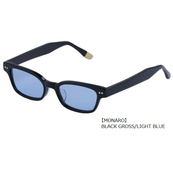 SABRE セイバー メーカー公式ショップ サングラス 商品 カラーレンズ GROSS BLUE MONARO:BLACK LIGHT