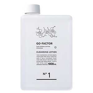 GO-FACTOR NO1 クレンジングローション【1L】【通常】
