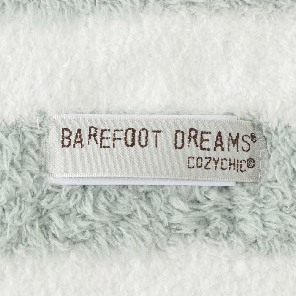 【クーポンで全品15%オフ】 ベアフットドリームス ブランケット [832]  ひとで柄 Barefoot Dreams COZYCHIC STARFISH BABY BLANKET コージーシック ひざ掛け ベビー おくるみ