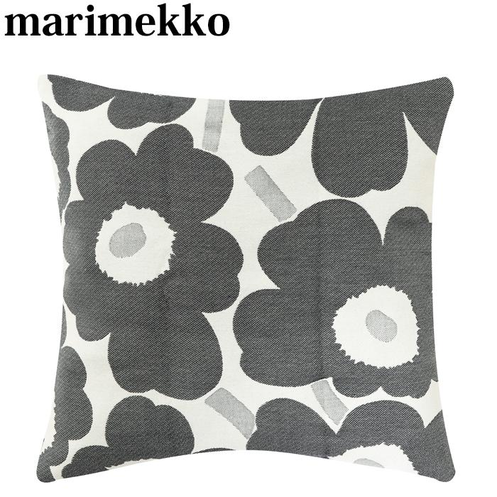 【クーポンで全品15%オフ】 マリメッコ クッションカバー 40cm×40cm ウニッコ Marimekko