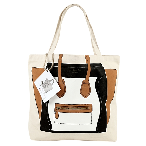 f09289ff3e96 ... Cloth for my other bag tote bag My Other Bag my other bag Eco tote bag  ...