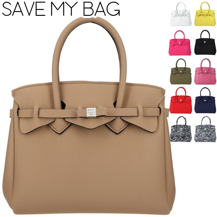 【クーポンで全品15%オフ】 【あす楽】セーブマイバッグ SAVE MY BAG ミス ライクラ MISS LYCRA ライクラ ウェット 丸洗い バーキン save my bag ハンドバッグ レディース 超軽量 savemybag