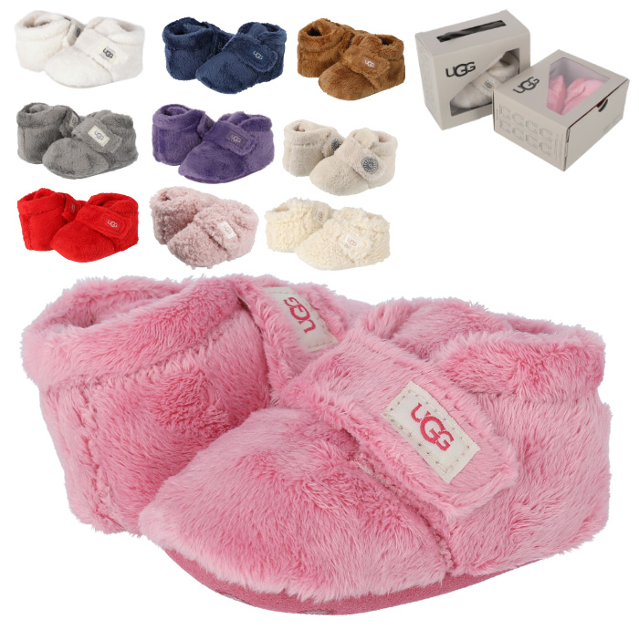 84fd5e7c9b2 UGG kids baby overseas regular article インファントビックスビー BIXBEE [3274] first  shoes