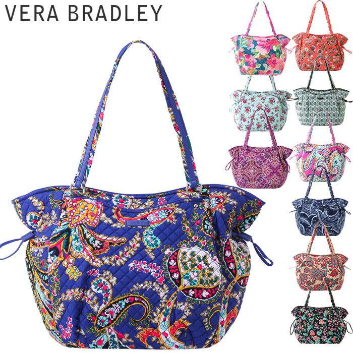ヴェラブラッドリー アイコニック・グレンナ・トート バッグ ベラブラッドリー Vera Bradley