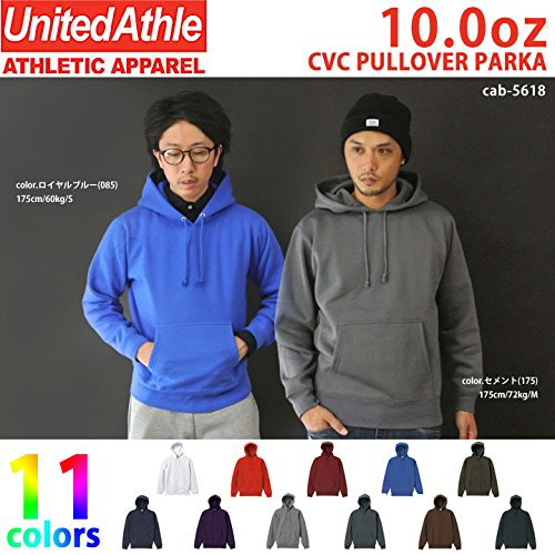 e22a2d90 40% off UNITED ATHLE 10.0 oz sweatshirts pullover Hoodie hoodies back  brushed trainer Romare simple ...