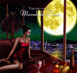 late night moods/Moonlight Bossa - Moonlight boss [late night mood] summer relaxation BGM