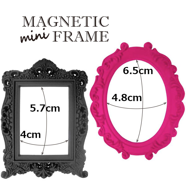 5.1AIRSHOP | Rakuten Global Market: MAGNETIC mini FRAME magnets ...