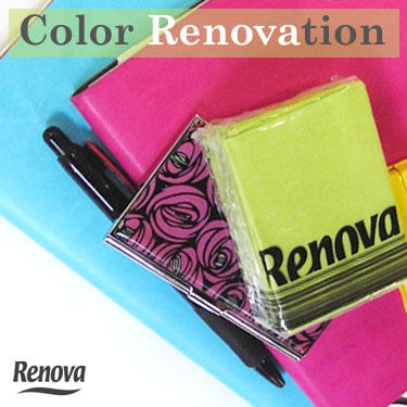 The Renova Handkerchiefs 6 Packs Stylish Carry Renovahunkerchief Six Pack Tissue Dressing