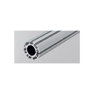 (まとめ) エランサ 連結ポール H1800mm用 LP24-P1800 1本 【×2セット】