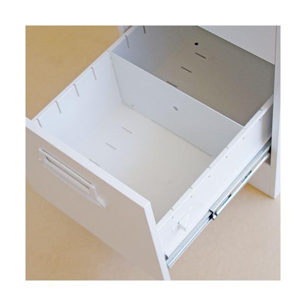 (業務用10セット) QUEST ファイリングキャビ用仕切板 QE-N-SI-A4