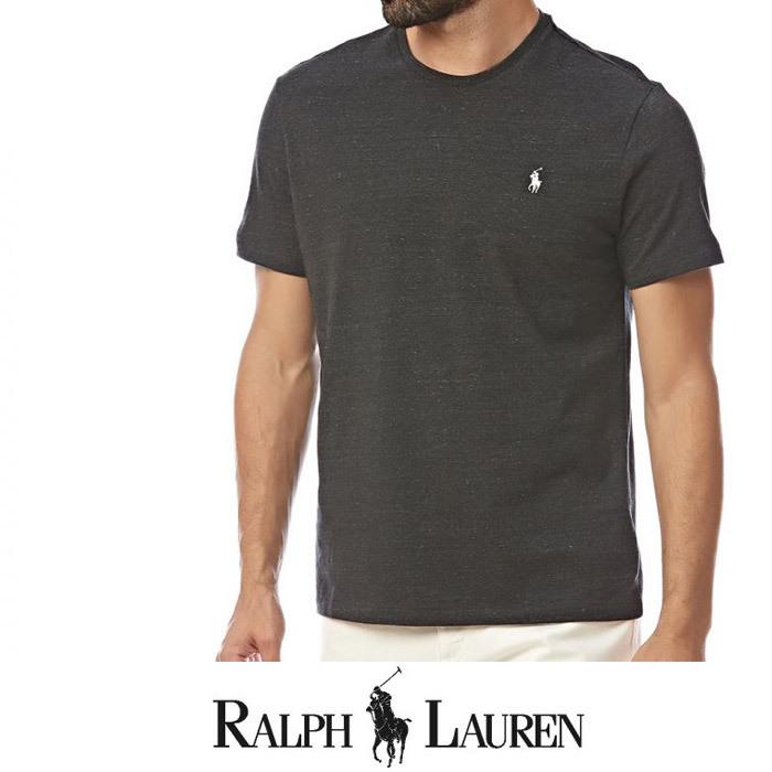POLO Ralph Lauren ポロ ラルフローレン 半袖 Tシャツ ワンポイント r455 ダークグレー Polo T-Shirt