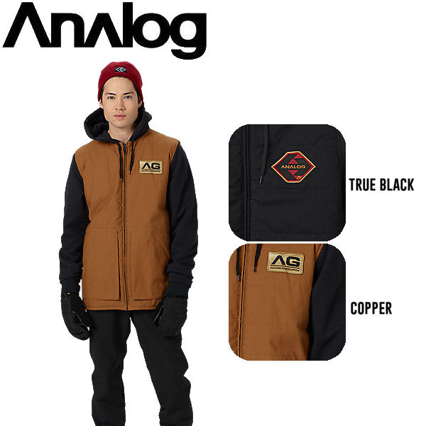 【ANALOG】アナログ2016秋冬 Analog Affiliate Jacket メンズジャケット アウター S~XL 2カラー